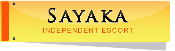 Logo - Sayaka Independent Escort